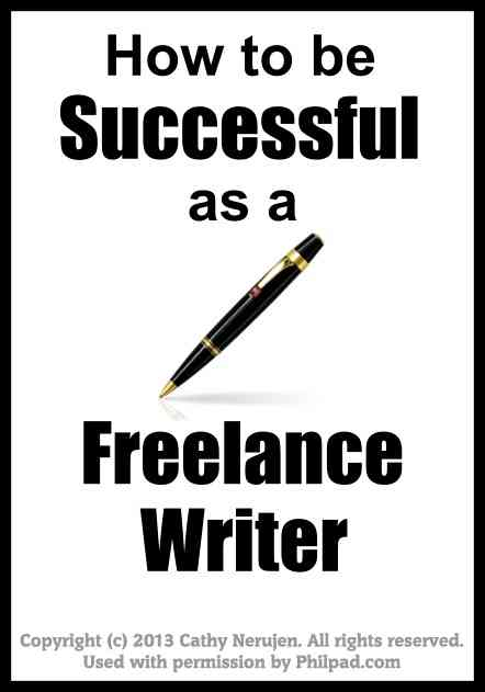 how to be a lance writer and earn from your writing