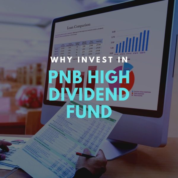 why invest pnb high dividend fund uitf
