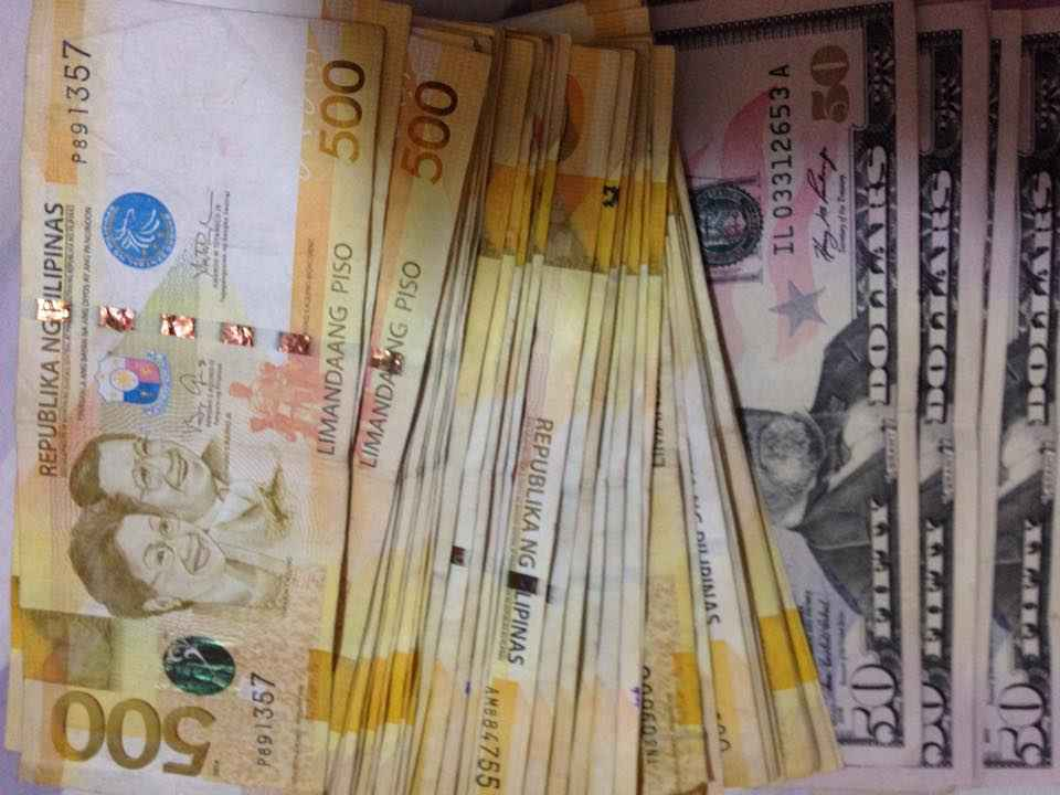 Forex exchange rate in the philippines
