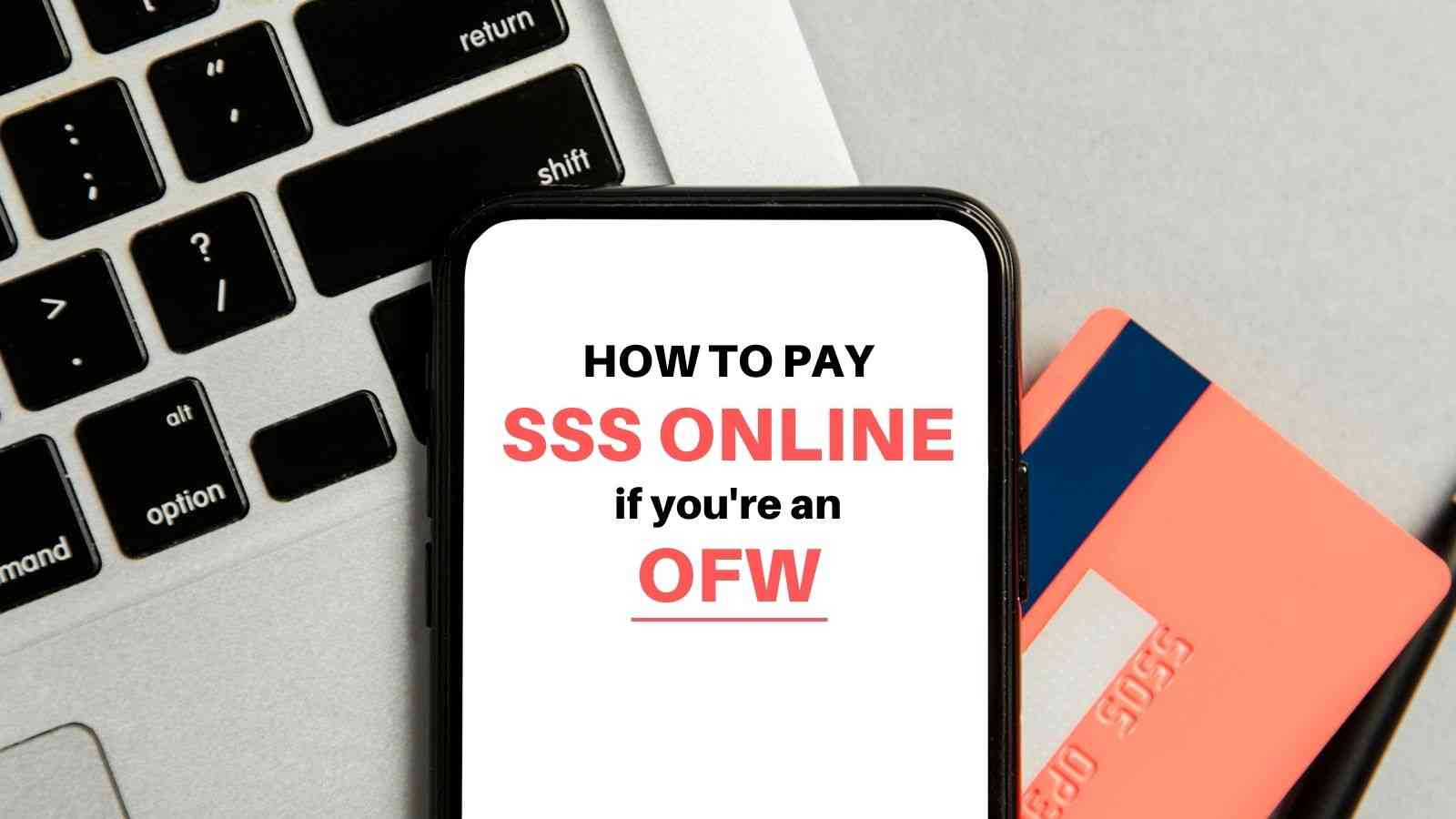 how to pay sss online if ofw member