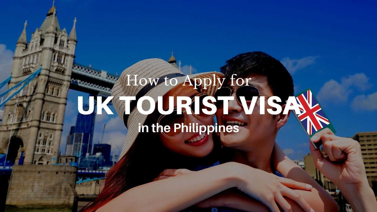 how to apply uk tourist visa in the philippines