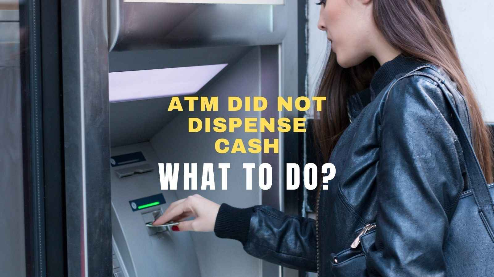 how to fix bdo atm withdrawal error fast