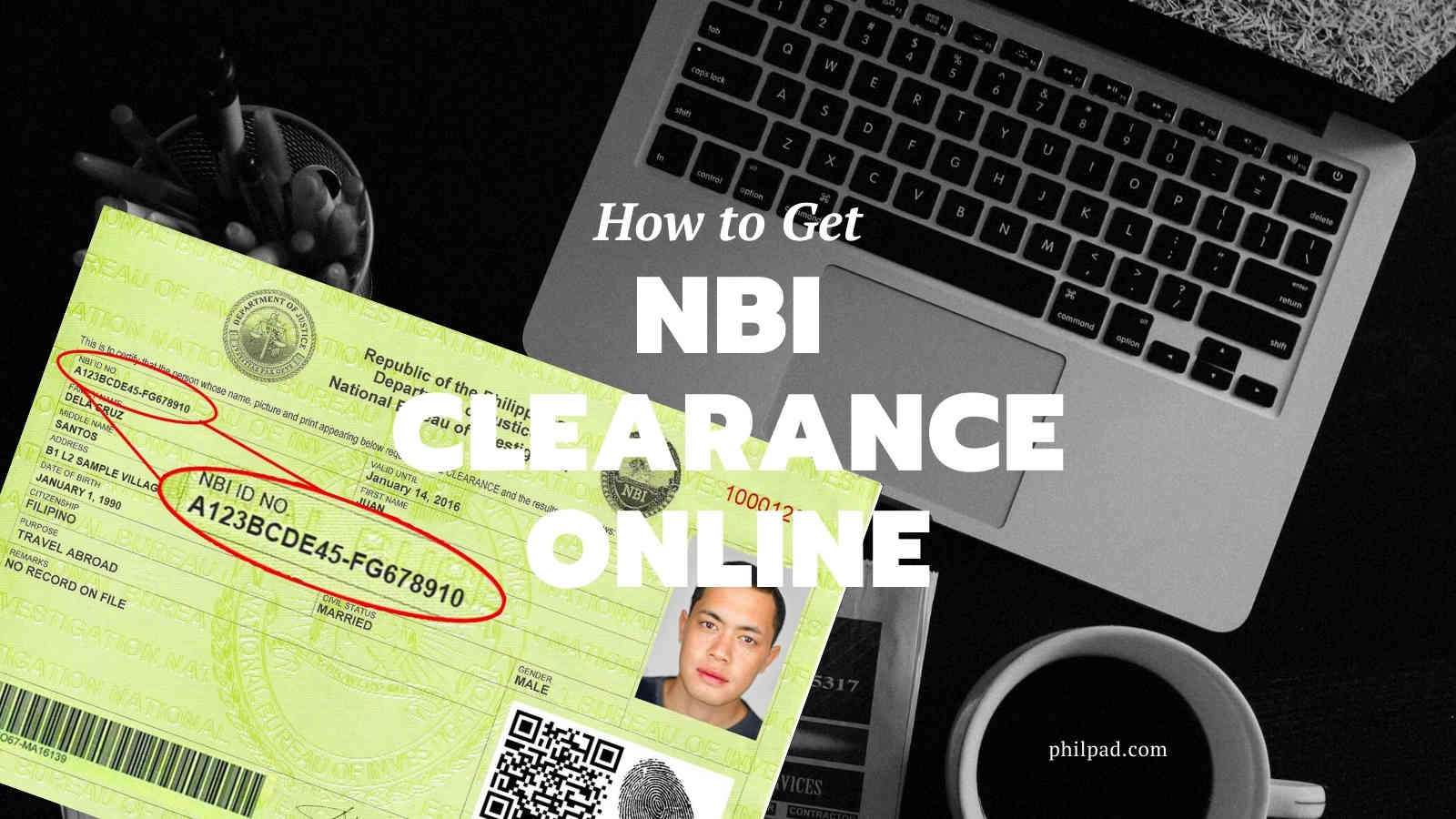 how to get nbi clearance online 2021