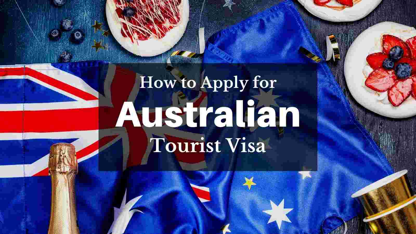 how to apply for australian tourist visa in the philippines