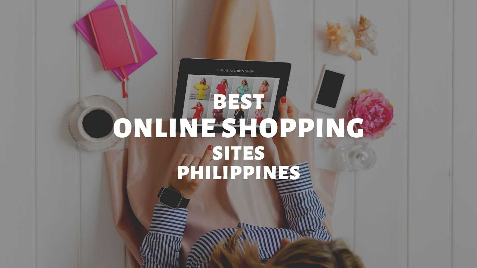 best online shopping sites philippines