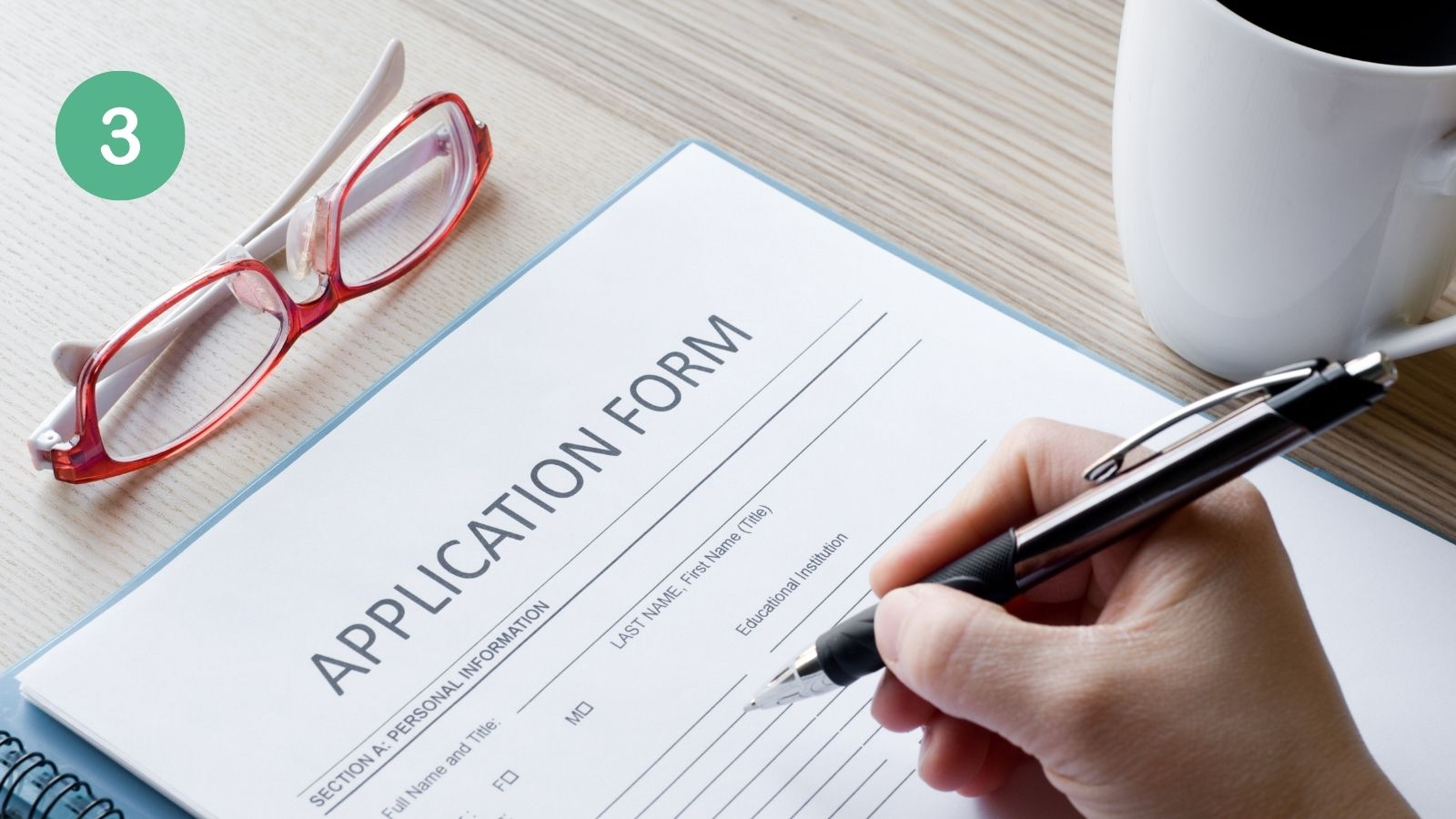 philippine national id application form step 3